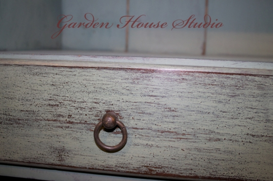 Drawer Naturally Distressed