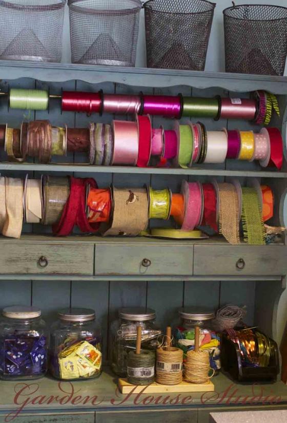 Ribbons Display